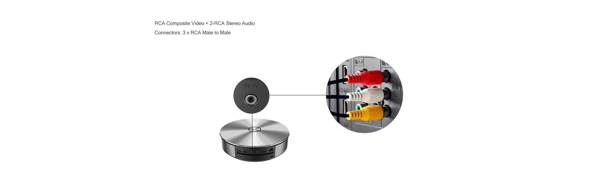 RCA Comp