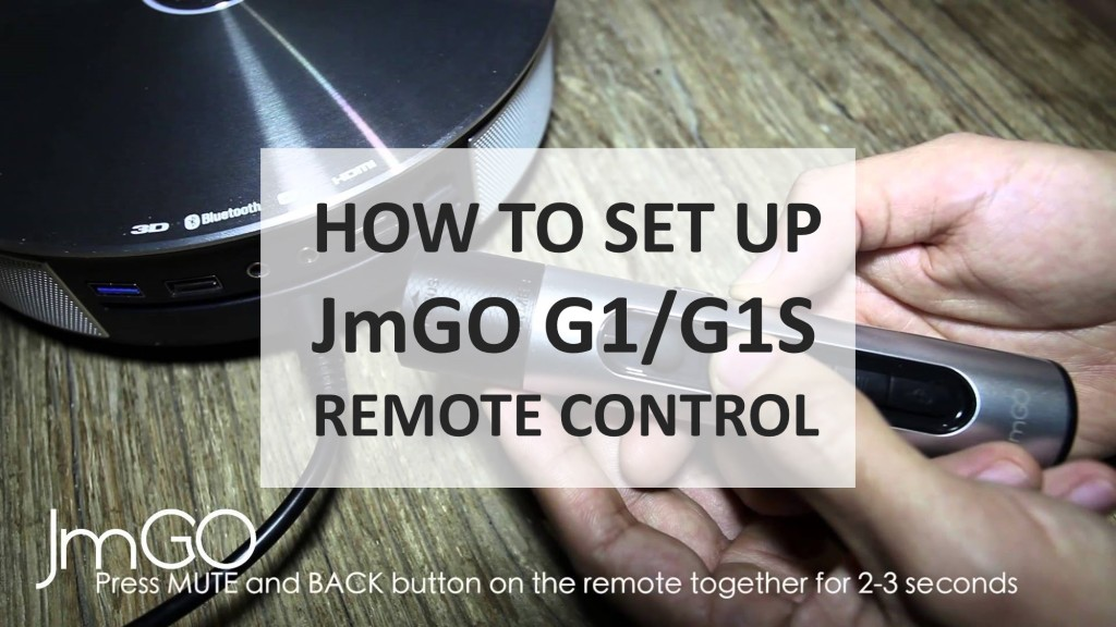 Jmgo remote 1