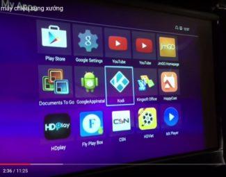 Ca Sĩ Lương Bằng Quang Đánh Giá JmGO G3 Pro – Máy Chiếu Android JmGO 2017